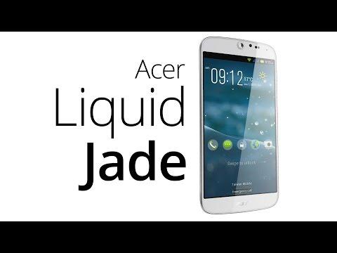 Acer Liquid Jade (recenze)
