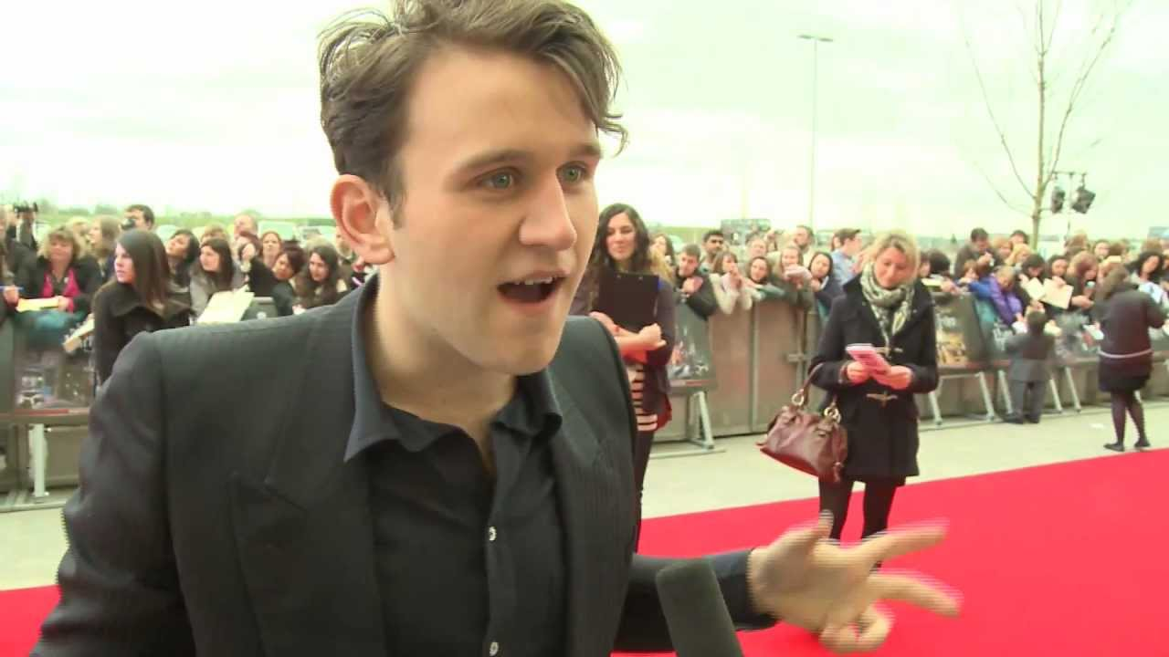 harry melling death