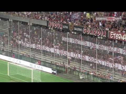 Salernitana - Alessandria 2-1 (tim cup - 06/08/2017)