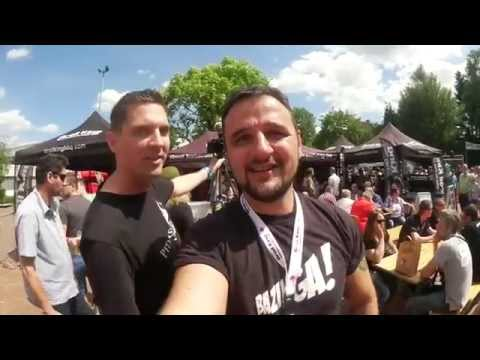 DGM 2015 Roadmovie Hennef Deutsche Grillmeisterschaft  2015