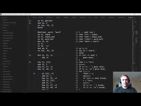 Bitwise, Day 38: Forth Implementation, Part 4