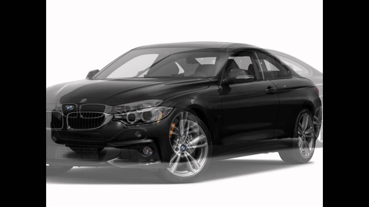2016 BMW 428i Black Sapphire Metallic