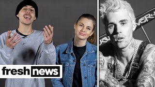 Justin Bieber vydáva nový album | Makhmud Muradov bude otec (Freshnews)