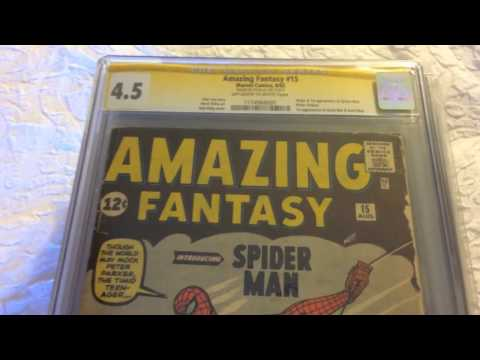 Sell My Comic Books: Unboxing $40,000 of CGC Books!