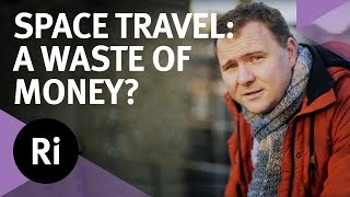 Is Space Travel Worth It? Spoken Word With Mark Grist