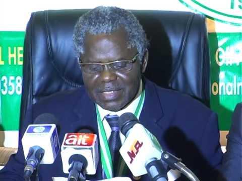 Nigeria Medical Association on Prevalence of Diabetes