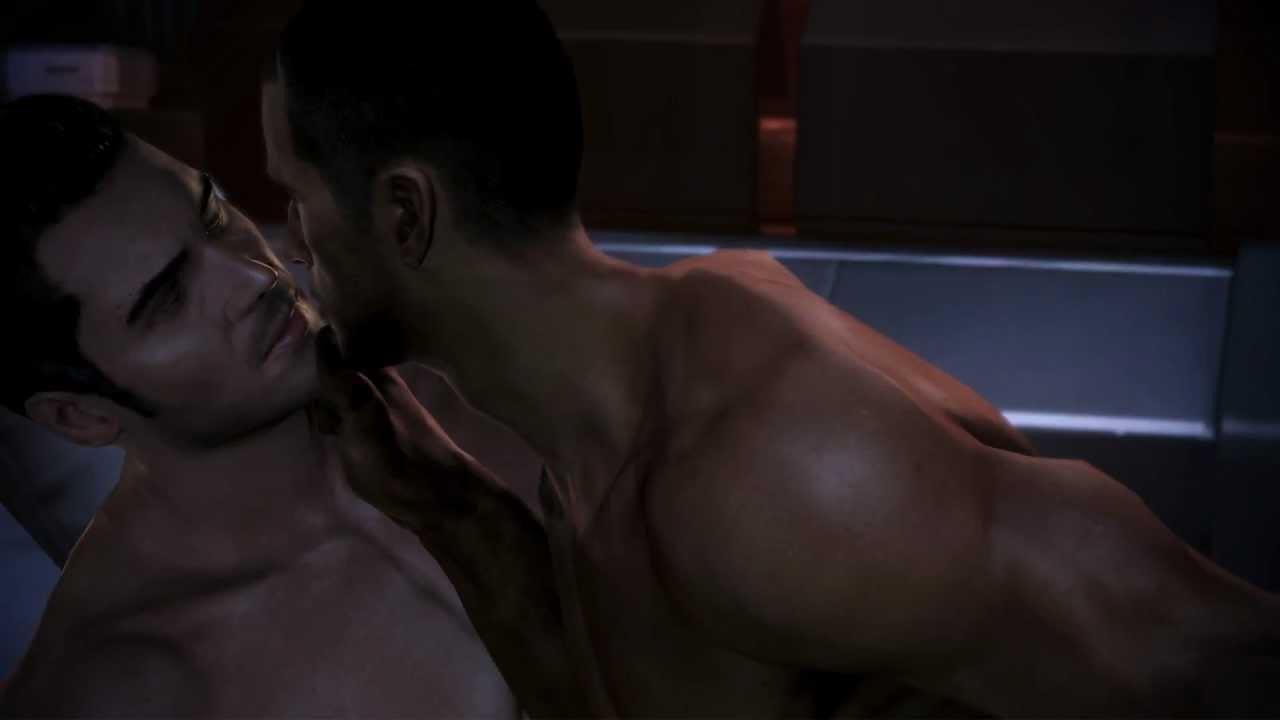 Mass Effect Lesbian Porn Videos