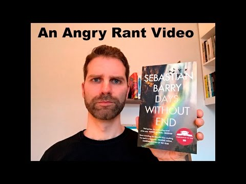 Why I'm Really Angry About This Novel