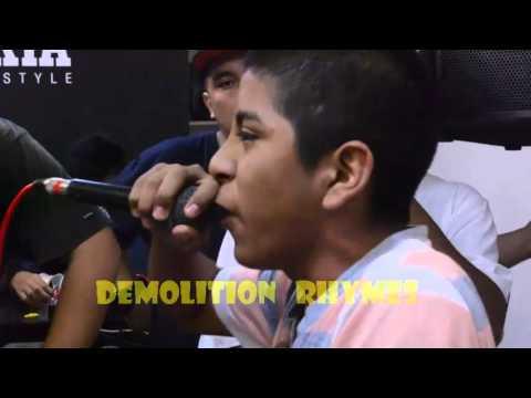 Calle VS Spl - Semifinal - COSASERIA  / Serious Freestyle Champion