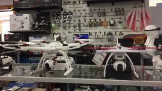 Blade Chroma Drone - Review and Flight Video