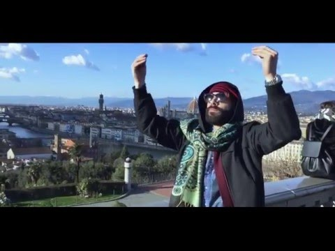 Cjofo MC - In Italija   (Official Music Video)  *FabriFibra Shoutout*