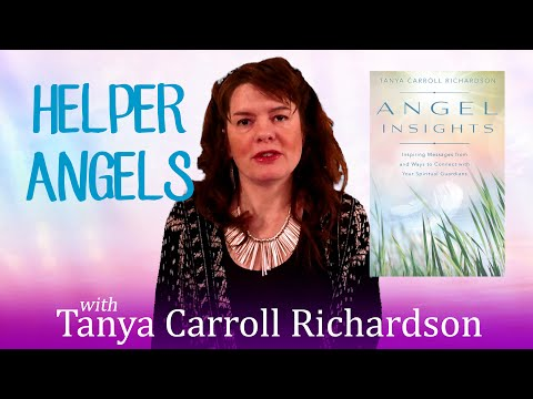 """Helper Angels"" with Tanya Carroll Richardson"