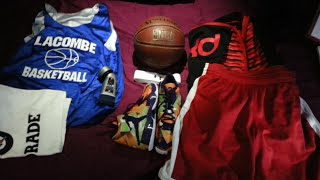 Whats In My Basketball Bag (2015-2016)