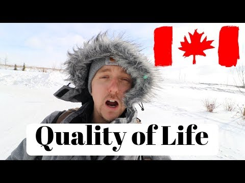 Canada is Another Level