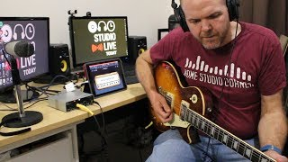 Recording Guitars in GarageBand iOS - Electric & Bass (iPhone/iPad) - Complete-a-Song - Episode 8