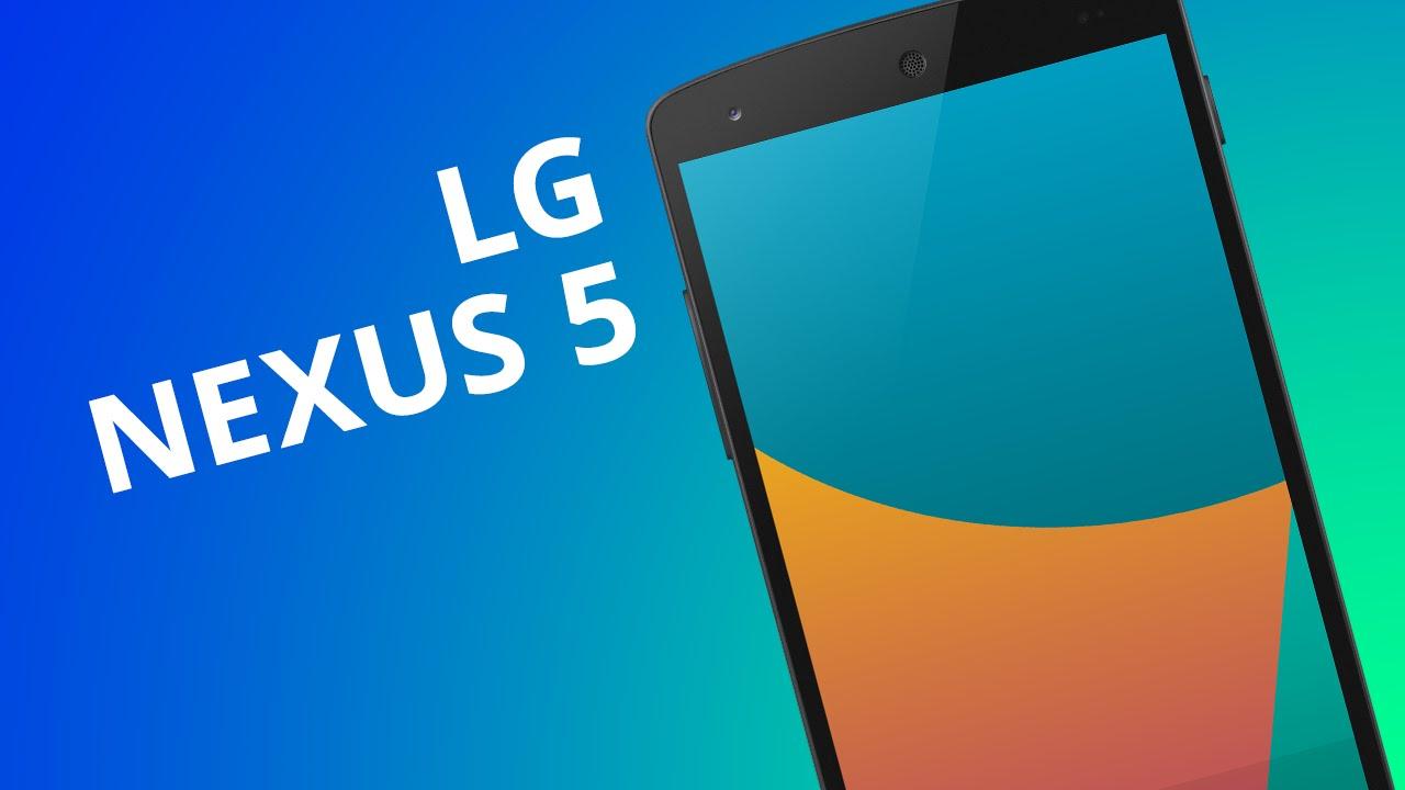 451997d6572 LG Nexus 5: o Android como todo Android deveria ser [Análise] - Vídeos -  Canaltech