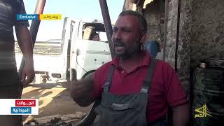 حرفيون يعيدون تأهيل السيارات المنسقة والمحترقة في ريف إدلب