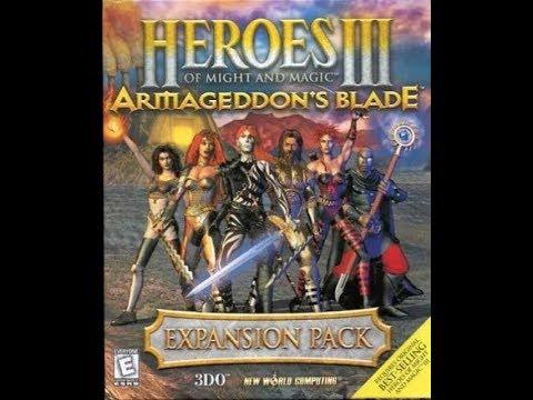 HOMM3 - Armageddon's Blade - Impossible - Dragon's Blood 1