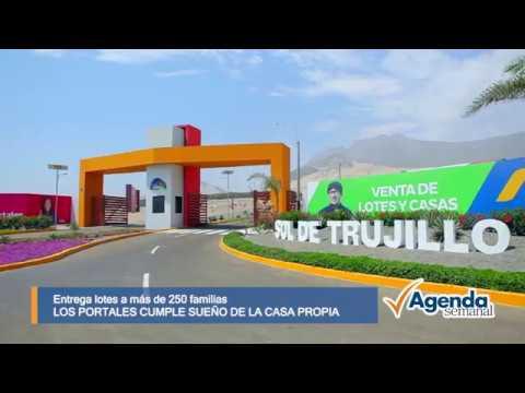 Entrega De Lotes A Mas De 250 Familias En Trujillo