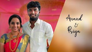 Anand & Priya Wedding Teaser