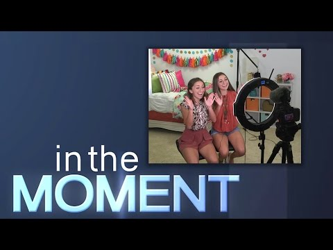 IN THE MOMENT Episode 5:  YouTube Family and Ben Sandifer
