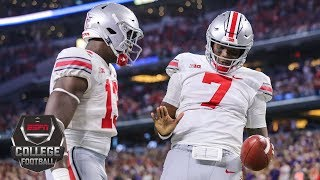 College Football Highlights: Ohio State powers past TCU with strong second half | ESPN