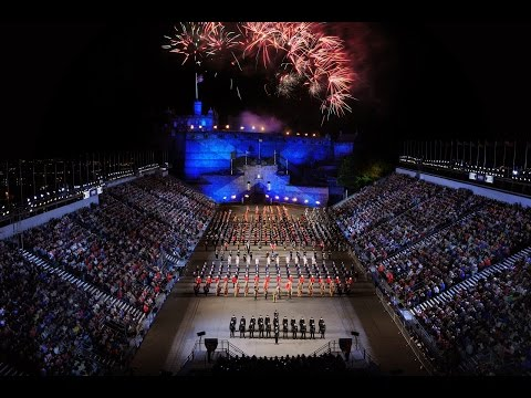 The Royal Edinburgh Military Tattoo - August 25th, 2015