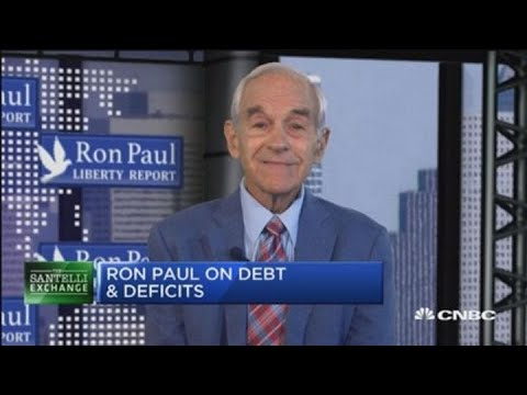 Santelli Exchange: Ron Paul on federal spending
