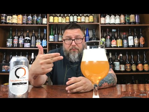 Massive Beer Reviews 1090 Equilibrium Brewing's Vulgar Display of Flower Double IPA thumbnail