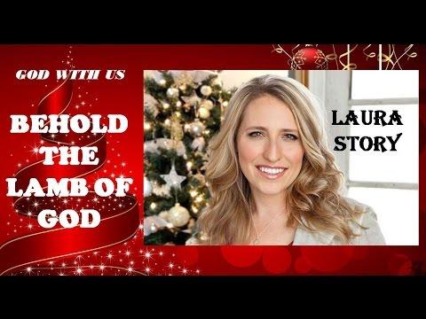 Laura Story - Behold The Lamb Of God (feat. Brandon Heath) (Lyrics)