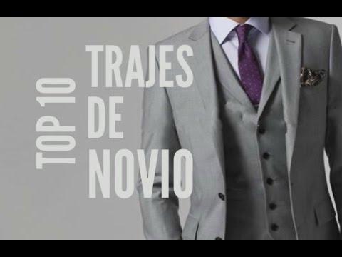 91821c0d8 TOP 10 Trajes de Novio para Bodas 2017 2018 - YouTube