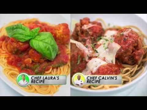 Recipe Rehab Season 1, Episode 1: Spaghetti and Meatballs