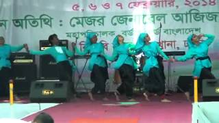 birshreshtha munshi abdur rauf public college 30 years celebration part 1