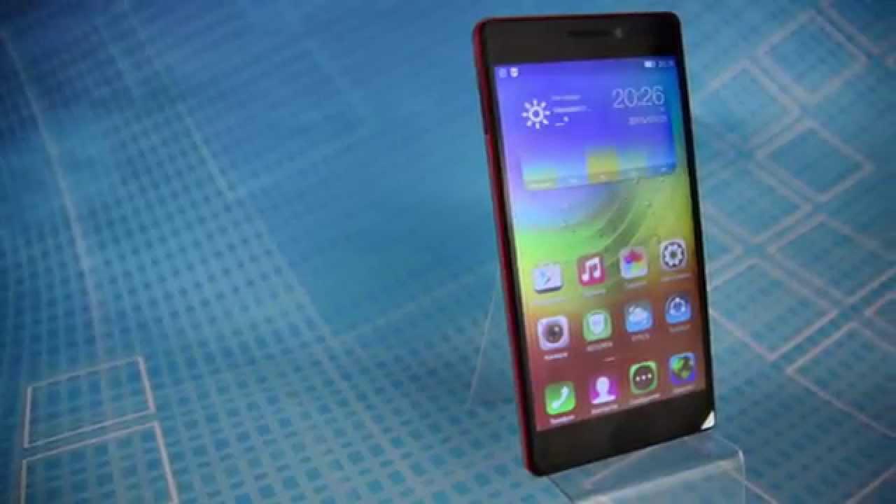 Видео обзор смартфона Lenovo Vibe X2, характеристики, обзор .