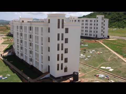 The University of Dodoma Tanzania (UDOM). Chuo Kikuu cha Dodoma