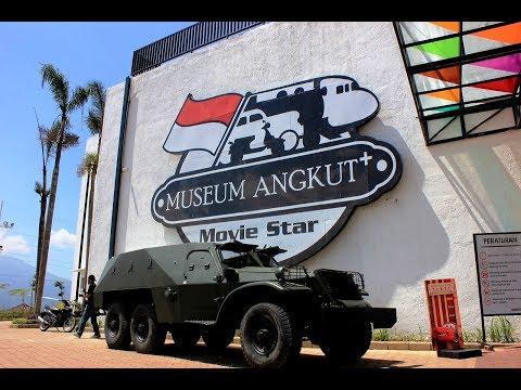 Museum angkut di batu malang