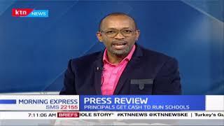 Remembering 1998 attack on Nairobi | Press review