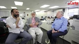 Celso Amorim e Mino Carta conversam sobre segundo turno das eleições 2018