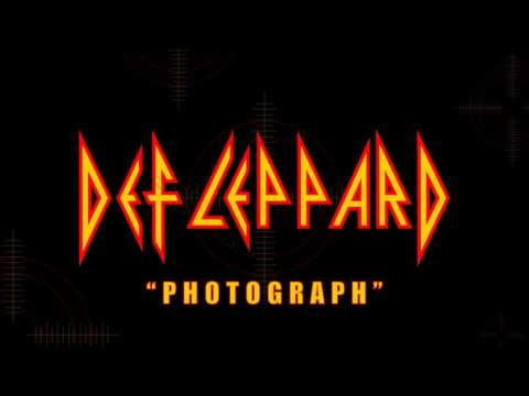 Def Leppard - Photograph (Lyrics) Official Remaster