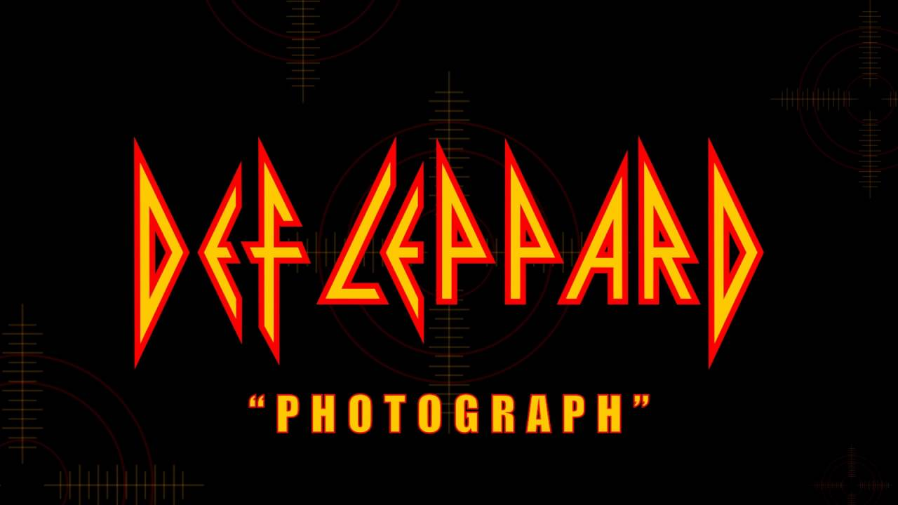 Def Leppard - Photograph (Lyrics) Official Remaster