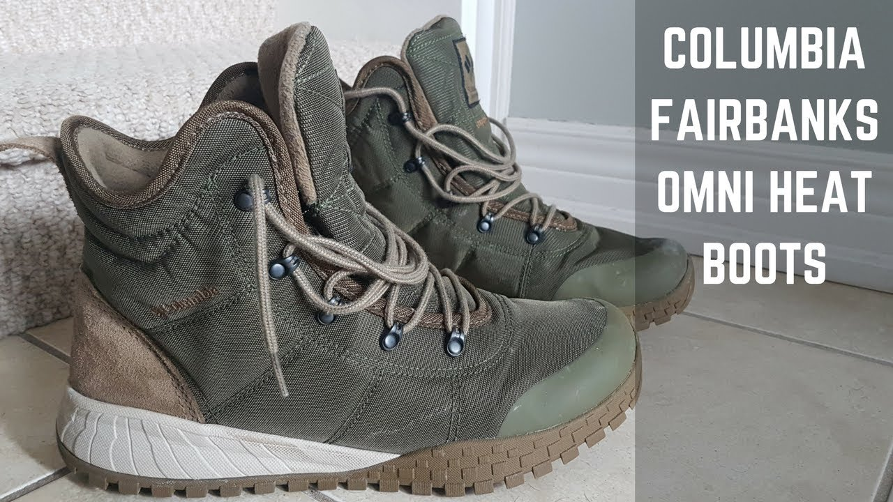 Columbia Fairbanks Omni Heat Boots - Tested   Reviewed - YouTube babd65d5ce2