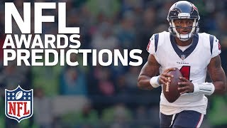 MVP, Rookie, Offensive, & Defensive Player of the Year Predictions | Players Only | NFL Network