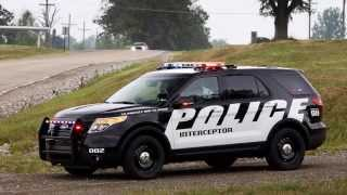Ford Police Interceptor Utility Vehicle 2011 Videos