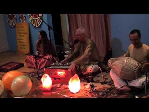 Namaste Sri Radhe Namaste Sri Shyam - Vaiyasaki Das Melbourne, Australia.mp4