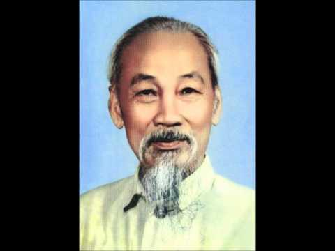 Ho Chi Minh speaks English (actual voice) - CT Hồ Chí Minh nói tiếng Anh