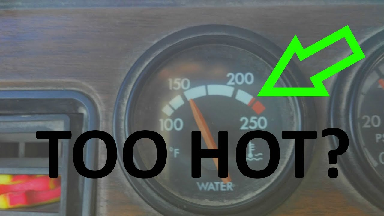 Why Do Engines Overheat?