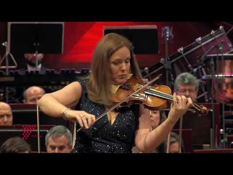 Karol Szymanowski - Violin Concerto No. 2 (Warsaw Philharmonic Orchestra / Kaspszyk / van Keulen)