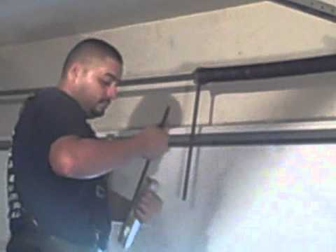 How To Wind Torsion Springs  Garage Door Repair Atlanta