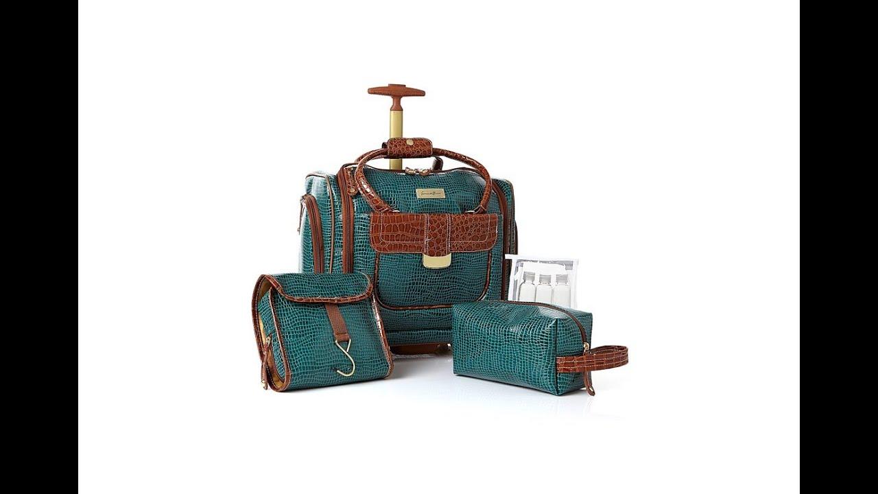 Samantha Brown Luggage Qvc: Samantha Brown First Class Collection
