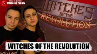 Witches of the Revolution Board Game Video Review
